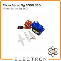 Micro Servo 9g SG90 360 Motor for Arduino Microcontroller Arm Analog