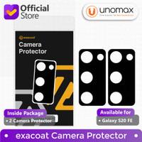 Camera Protector Samsung Galaxy S20 FE Exacoat (2pcs)
