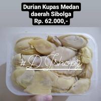 Durian Kupas asli Medan Super Premium (Tangerang Jakarta)