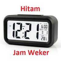 Jam Weker Pintar Jam Meja Digital Digital Smart Alarm Clock Jam Weker