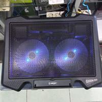 CoolingPad/Coolpad Dual Fan Mejec S200 Aksesoris Laptop Murah