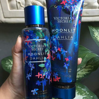 victoria secret body mist original body lotion