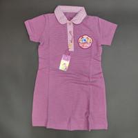 Disney Original Princess Polo Dress Baju Anak Perempuan 15080227 - 4