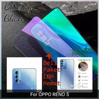 blue light tempered glass oppo reno 5 garskin tempered glass kamera