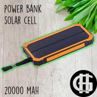 ALLPOWERS Solar Cell Power Bank 2 USB Port 20000mAh - ES100