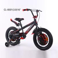 Sepeda Anak Clarion CL8501 18 x 3.0 Ban Jumbo Fatbike BMX 5-8 Tahun