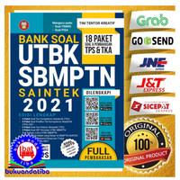 BUKU BANK SOAL UTBK SBMPTN SAINTEK 2021 - Yrama Widya