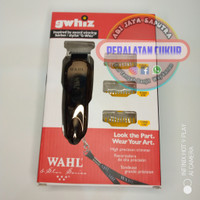 Wahl gwhiz mini detailer barbeshop hair trimmer salon
