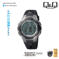 Q&Q QnQ QQ Original Jam Tangan Pria Digital Rubber - M189 M189J