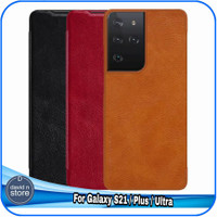 Casing Samsung Galaxy S21 Plus Ultra Flip Case Cover Flipcase S 21