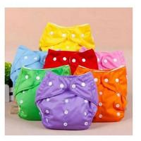 L002 POPOK Bayi Kain Kancing Cloth Diaper Clodi Bayi Dapat Dicuci