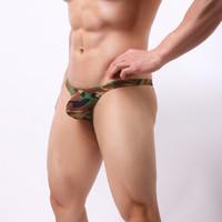 Celana Dalam Pria men underwear Military Loreng Army Model Thong