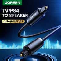 UGREEN Digital Kabel Audio Optik Toslink SPDIF Coaxial
