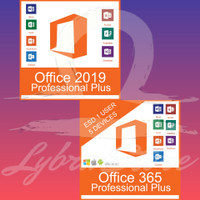 Microsoft Office 2019 Pro Plus / Microsoft Office 365 Pro Plus