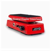Pedal Gitar Joyo WAH-II WAH-2 Joyo Multimode Multifunction Wah Volume
