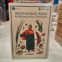 Buku Masyarakat Adat & Kedaulatan Pangan Ahmad Arif