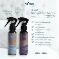 Natural Bed Spray - Anti tungau - Anti Bakteri - X-MOS NIGHT