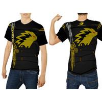 Baju Kaos Tshirt jersey Pria Gaming Onic Esport PUBG FF ML Custom 03