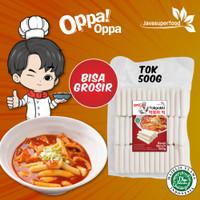 Oppa Tteokbokki tokpokki tokpoki topoki korea rice cake 500g