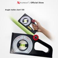 Nankai Alat Ukur Kemiringan / Angle Meter Slant 100