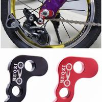 Anting RD Seli Goatlink Sepeda lipat Muqzi Original Gantungan RD Tail
