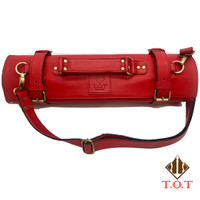 Chef Knife Bag Leather