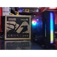 PC GAMING I3 9100F I 8GB I 500GB I 120GB I I GTX 1660 I VONN