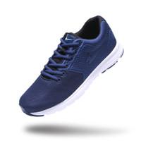 Eagle Hybrid Biru Tua/Hitam – Running Shoes