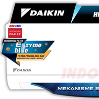 AC DAIKIN SMILE INVERTER 1PK FTKC25