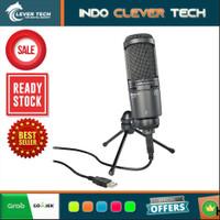 AUDIO-TECHNICA AT2020 USB+ CARDIOID CONDENSER MICROPHONE