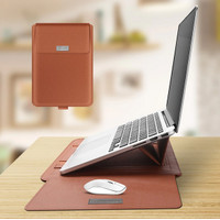 Laptop Asus ZenBook Pro Duo UX581 14 Leather Case Sleeve Pouch Cover