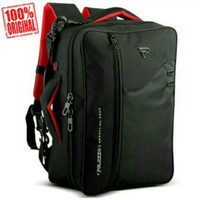 Tas Ransel Selempang Palazzo Laptop 3 in 1 Multi fungsi Backpack Ori