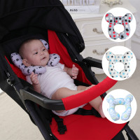 TRAVEL BABY PILLOW Total Support Headrest - Bantal Kepala Leher Bayi