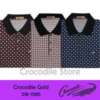 Kaos Kerah Pria Crocodile Gold 218-1585