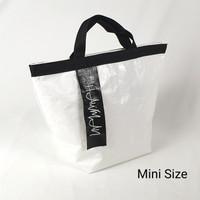 Totebag Hawman Mini /Shopping Bag /Kantong Belanja /Tas belanja -Putih
