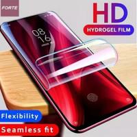 Hydrogel anti gores Samsung A8 PLUS A7 2018 A8 A9 STAR screen guard