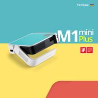 Projector Portable ViewSonic M1 Mini Plus +|JBL Speaker|WiFi|Bluetooth