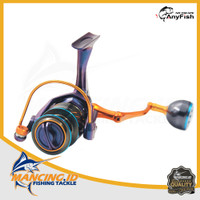 Fishing Reel Anyfish Trinity HPX Alat Pancing Murah Kuat Power Handle - 3000 HPX