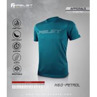 Baju Olahraga Badminton Pria / Wanita Dewasa FELET Original - H60