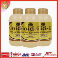 TERMURAH JELLY GAMAT GOLD G 500 ML