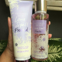 victoria secret body mist/ lotion 250ml