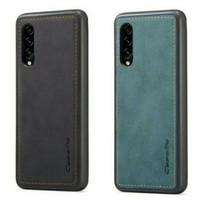 Caseme Back Cover leather Case Samsung Galaxy A50 / A50S - Hitam