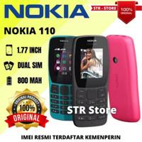 Nokia 110 New Garansi Resmi - Biru