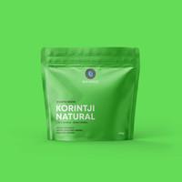 Korintji Natural • Arabica Specialty