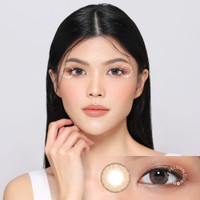 Softlens EOS - Luna Natural Almond