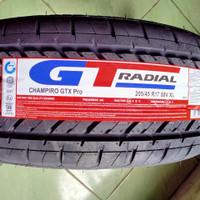 Ban 205/45 R17 GT Champiro GTX Pro free Pasang Balancing