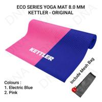 Matras Yoga 8.0mm / Exercise Yoga Mat (Eco Series) KETTLER - ORIGINAL