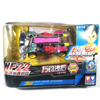 Tamiya Auldey Go For Speed NF22 NF 22 Mini 4WD Dinamo Depan Japan Team