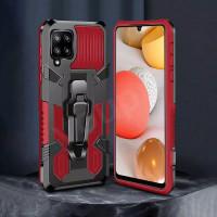 Casing Softcase New Armor Samsung A12 Soft Back Case - Hitam