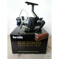 REEL BANAX SX2000 SUPER METAL GEAR BEST ENGINEERING